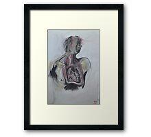 An Autopsy Framed Print