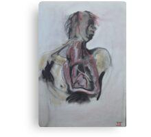 An Autopsy Canvas Print