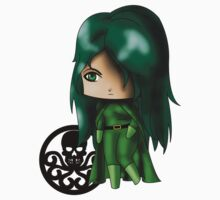 Chibi Viper alt by artwaste
