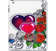 mother's day card without words iPad Case/Skin