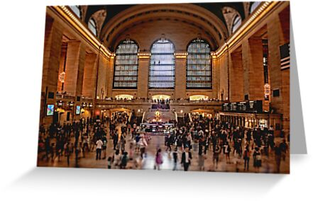 Grand Central by Andrew Paranavitana
