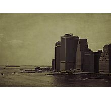 Liberty Scale Photographic Print
