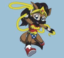 Wonder Woman Kitty Kids Clothes