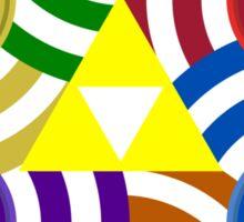The Legend of Zelda: The Sages Sticker