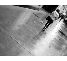 Urban Chase Photographic Print