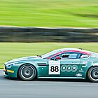 Aston Martin, GT Racer by Stephen Knowles