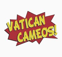 Vatican Cameos! by Isabelle M