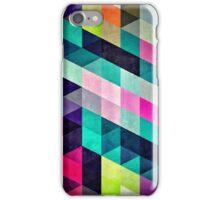 bright color  iPhone Case/Skin