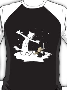 Jon and Ghost T-Shirt