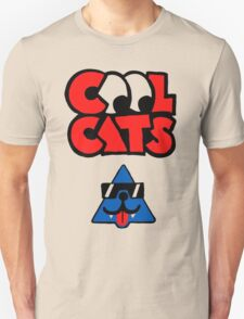 Cool Cats Unisex T-Shirt
