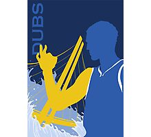"Golden State Warriors ""Dubs"" Klay Thompson Poster Photographic Print"