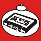 RETRO TAPE CASSETTE by Bubble-Tees.com by Bubble-Tees