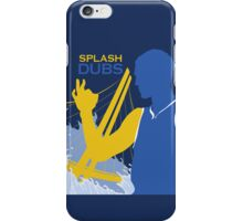 "Golden State Warriors ""Dubs"" Klay Thompson iPhone Case iPhone Case/Skin"