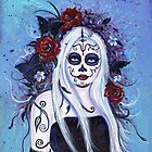 Leandra Day of the Dead by Renee Lavoie