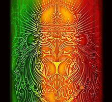 Lion Of Judah RGG by Revolution Aotearoa