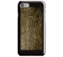 Manaia/Moko iPhone Case/Skin