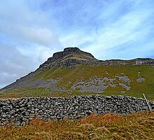Pen-y-Ghent by CreatedPhoto