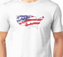 Graffiti America Unisex T-Shirt