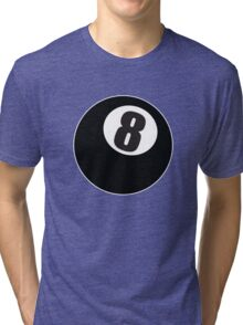 8 Ball Tri-blend T-Shirt