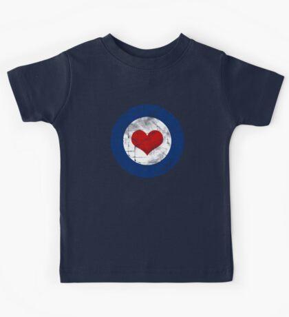 Air Force Love Kids Tee