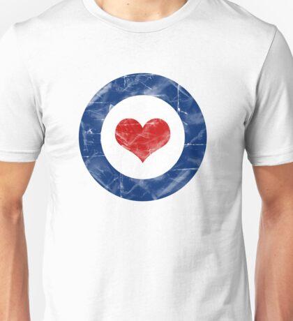 Air Force Love Unisex T-Shirt