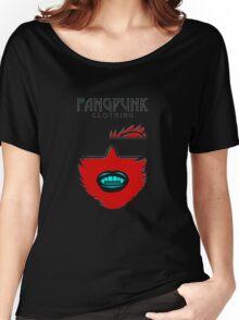 Fangpunk Clothing 3D Women's Relaxed Fit T-Shirt