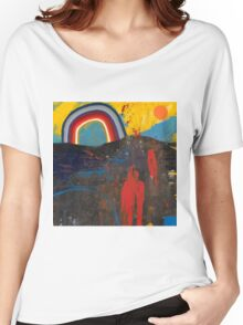 Number 2 (Rainbow Series) Women's Relaxed Fit T-Shirt
