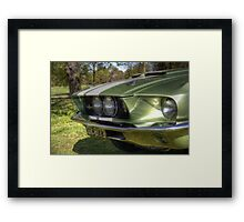 Shelby Cobra Framed Print