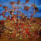 """""""Amusement Park"""" by Phil Cashdollar"""