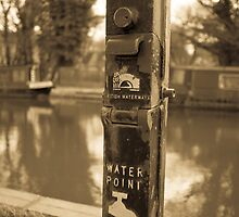 Water Point by mlphoto