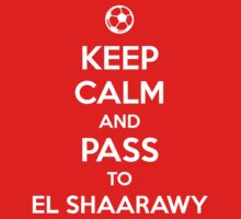 Keep Calm and pass to El Shaarawy by aizo