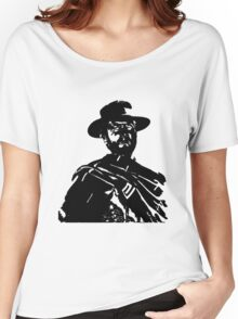 The man with no name Women's Relaxed Fit T-Shirt
