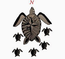 Turtle Compass Unisex T-Shirt