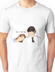 Jim and Pam - Custom L.C. Unisex T-Shirt