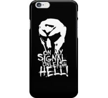 The Hell iPhone Case/Skin