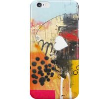 Follow The Fellow Who Follows A Dream. iPhone Case/Skin