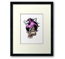 Shrunken Leela Framed Print