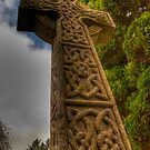 Celtic Cross by gardencottage