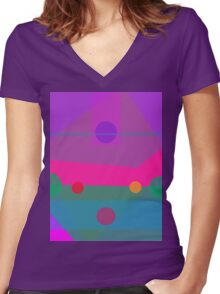 Philosophy Women's Fitted V-Neck T-Shirt