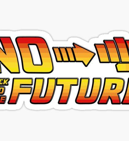 No futur Sticker