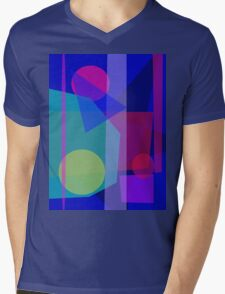 Rain in the Afternoon Mens V-Neck T-Shirt