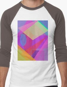 Rainbow Does Have the Eighth Color Men's Baseball ¾ T-Shirt