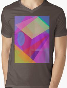 Rainbow Does Have the Eighth Color Mens V-Neck T-Shirt