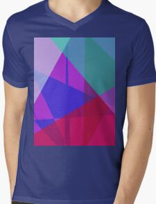 Looking Out Mens V-Neck T-Shirt