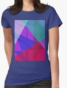 Looking Out Womens Fitted T-Shirt