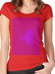 Sound Women's Fitted Scoop T-Shirt