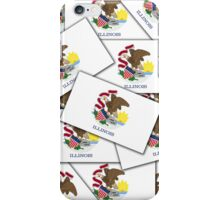 Smartphone Case - State Flag of Illinois - Multiple iPhone Case/Skin