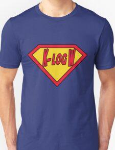 supermanlogo geek T-Shirt