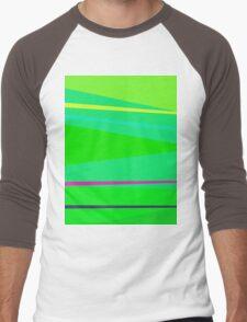 Chopsticks Men's Baseball ¾ T-Shirt