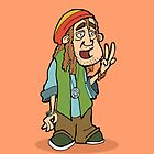 Hippy buddy by Jack Harrison